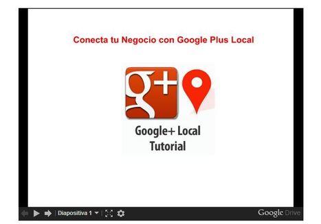 Geoinformación: Formación de Google Plus Local para negocios locales - Barcelona Activa | Links sobre Marketing, SEO y Social Media | Scoop.it