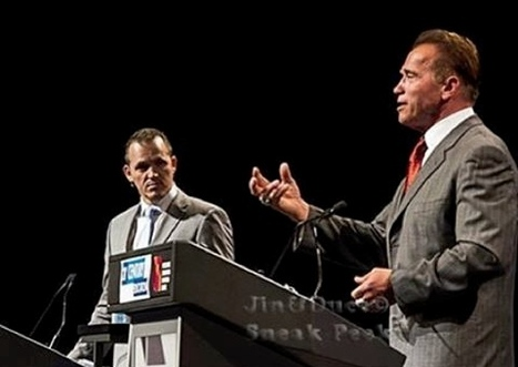 5 Rules to Success I learned from Arnold Schwarzenegger | Passport 4 Success | Scoop.it
