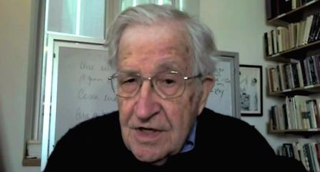 #Chomsky: #Trump's rise fueled by same societal 'breakdown' that birthed #Hitler #history repeats itself | Limitless learning Universe | Scoop.it