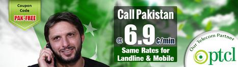 Cheap Calling Pakistan | Calls to Pakistan USA/Canada @ 6.9 ¢/min | Cheap calling to paksitan | Scoop.it