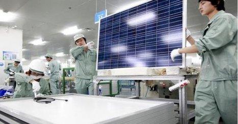 Dazi fotovoltaico cinese, commissario UE a Pechino per trattare - GreenStyle | ENERGY&FOOD | Scoop.it