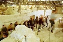 Bronze Age Akrotiri Reopened | Hospitality Industry | Scoop.it