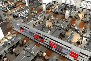 Is open plan workplace design overrated? [opinion poll + more info on its potentially hazardous effects] | Workplace environments | Scoop.it
