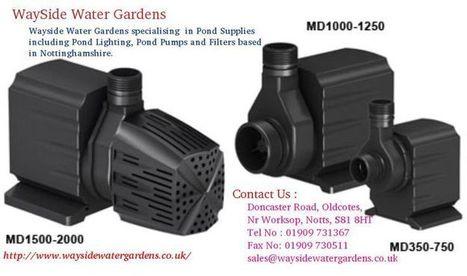 Pond Pumps | watergardens | Scoop.it
