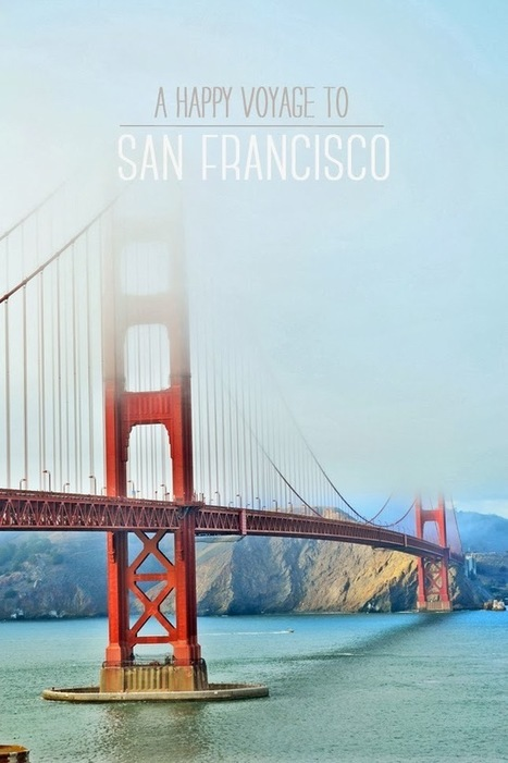 Happy Interior Blog: From Place To Space: San Francisco - Part One | Interior Design & Decoration | Scoop.it