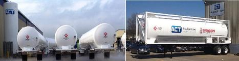 Finest LNG Storage Tank Designs | Cryogenic Transport Trailers and Tanks | Scoop.it