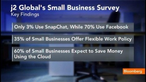 A Look at Technology Trends for Small Business - Bloomberg | Small Business | Scoop.it