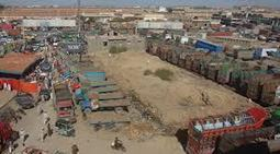 Pakistan Goods transporters strike: Export goods worth around $300mn stockpiled | Global Logistics Trends and News | Scoop.it