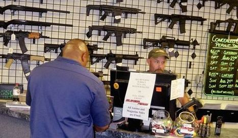 Obama White House forcing new gun buyers to declare race, ethnicity | Criminal Justice in America | Scoop.it
