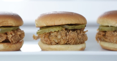 Get the Dish: Chick-Fil-A Chicken Sandwich | ♨ Family & Food ♨ | Scoop.it