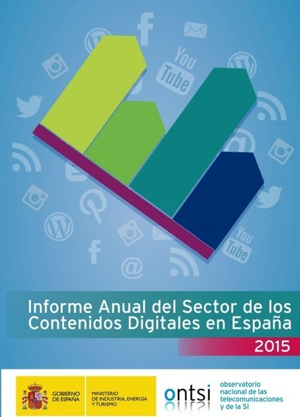 Informe Anual del Sector de los Contenidos Digitales 2015 #FICOD15 | Big Media (Esp) | Scoop.it