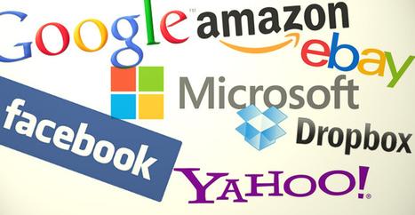 Microsoft, Amazon, Facebook, Google... tous les puissants editeurs unis pour ne pas payer plus. Leur angle: la neutralité du net... | We are numerique [W.A.N] | Scoop.it