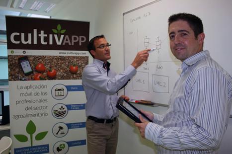 Una empresa de Almería desarrolla una aplicación móvil para la gestión agrícola. | Herramientas y aplicaciones para la empresa. | Scoop.it