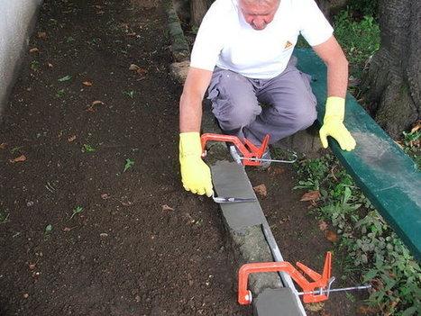 Restaurer un bac de jardinière en béton abîmé - Galerie photos d'article (12/17)   1adomicile le service a domicile   Scoop.it