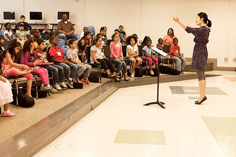 Three area programs deliver music (and more) to kids, in spite of threatened arts budgets | Arts Watch News | Scoop.it