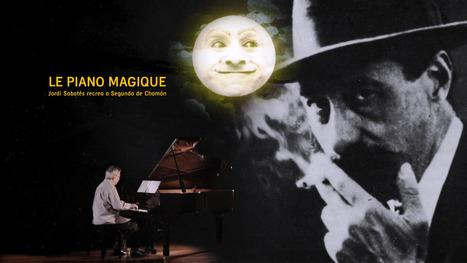 LE PIANO MAGIQUE   القنــور محمد   Scoop.it