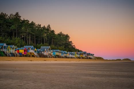 Beach Huts at Wells-Next-The-Sea | Fujifilm X-Series | Scoop.it