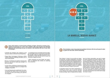 Livre Blanc : Le marketing B2B réinventé par les Big Data | Communication, marketing, informations, TIC ! | Scoop.it