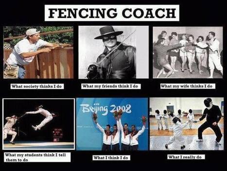 Timeline Photos | Facebook | The Art of Fencing | Scoop.it