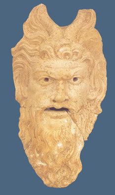 Géneros y autores: máscaras varias « Artehistoria   Teatro en Roma Antiguo   Scoop.it