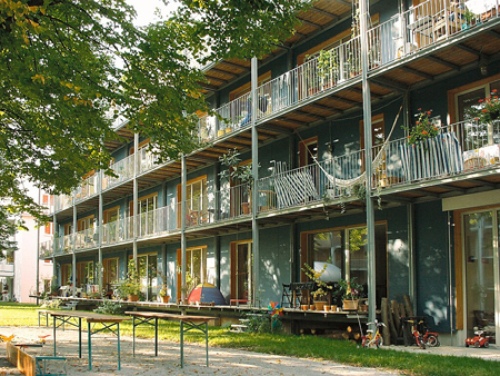 Vauban, l'écoquartier du futur écologiquement exemplaire, mais socialement discutable | Urbanisme | Scoop.it