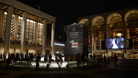 Sweet Sounds Of Mozart's Masterpieces Come To Lincoln Center, Subway Stations | Mozart 3.0 | Scoop.it