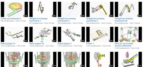 1700 animaciones de mecanismos | tecno4 | Scoop.it