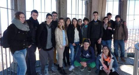 Montauban. 40 élèves ont voyagé en Emilie Romagne - LaDépêche.fr   Lycée Antoine Bourdelle : on en parle...   Scoop.it