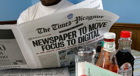 Why Print News Still Rules | Journalism | Scoop.it