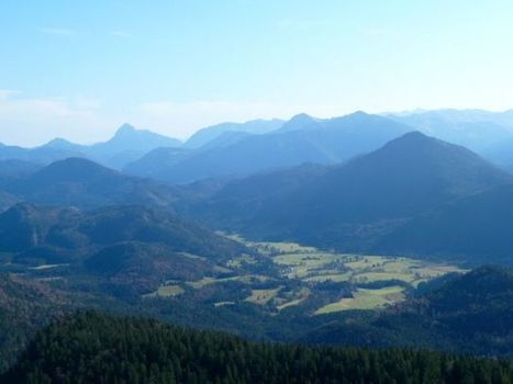 Hiking the Jochberg - Monkeys and Mountains | Travel in Germany | Scoop.it