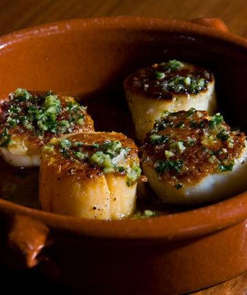 Succulent Seared Scallops Recipe in a Citrus Sauce | AmazingSeafoodRecipes | American Food | Scoop.it