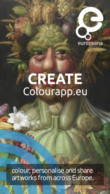 Create your own versions of #Europeana280 artworks (with our new app) | Percorsi meta-narrativi | Scoop.it