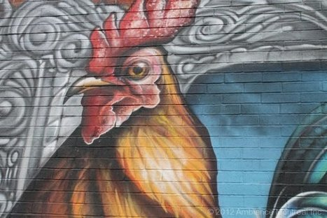 Street Art in Montreal's Plateau Area | Ambiance Montréal | Street Art in Montreal | Scoop.it
