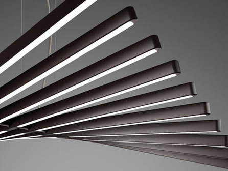 Video: Rhythm Pendant Light by Arik Levy | 360° design | Scoop.it