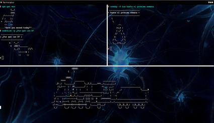 Arte en ascii   ASCII Art   Scoop.it