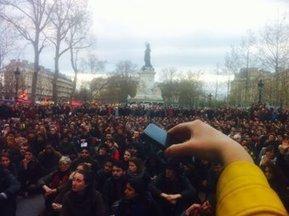 Tweet from @radio_debout Paris | Communique'Ethique sur les résistances, la désobéissance civile, les luttes de terrain, manifs, actions et répressions | Scoop.it