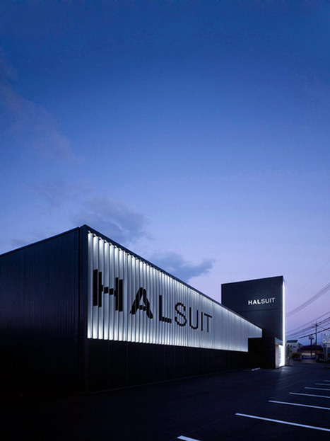 HALSUIT design concept par NENDO | CRAW | Scoop.it