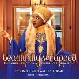 2015 Beautifully Wrapped Fundraising Calendar support education of girls in Sierra Leone | Black Fashion Designers | Scoop.it