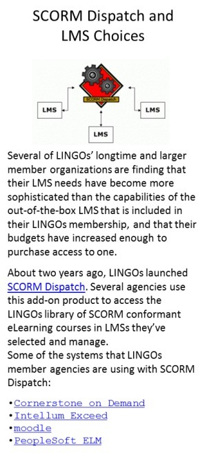 5 great resources to help your search for an LMS « LINGOs Blog | eLearner | Scoop.it