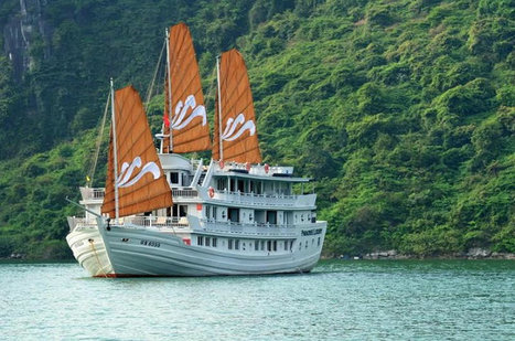 Halong Bay Cruises | Halong Bay Tours | Agency | Halong Bay Deluxe Cruises from us 90$ - 150$ | Scoop.it
