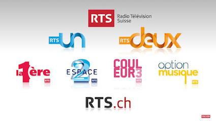 New logos: Radio Télévision Suisse | Corporate Identity | Scoop.it