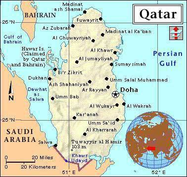 Qatar To Make Artificial Cloud | IB&A Level Geography | Scoop.it