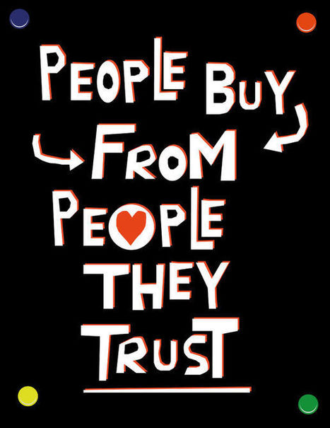 How to Build Trust With Consumers | Curation, Social Business and Beyond | Scoop.it