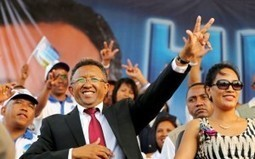 Madagascar : Rajaonarimampianina a désormais son parti | Africa ... | Redaction Web Madagascar WEBTOO | Scoop.it
