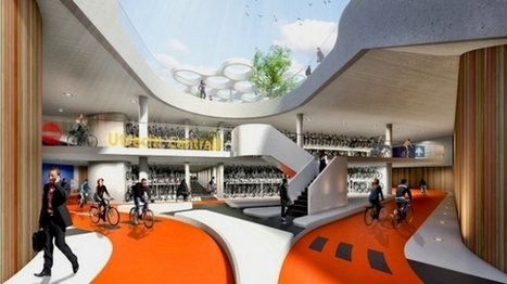 12 500 places pour le plus grand parking vélo du monde | Solutions alternatives pour un monde en transition | Scoop.it