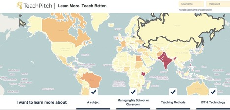 TeachPitch - Map & Match Your Learning Needs | E-Learning Suggestions, Ideas, and Tips | Scoop.it