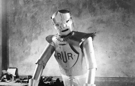 The Sad Story of Eric, the UK's First Robot Who Was Loved Then Forsaken | Computational Tinkering | Scoop.it
