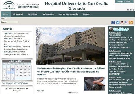 Consejos para mejorar la web de un hospital | Salud Pública | Scoop.it