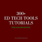 Free Technology for Teachers: 300+ Ed Tech Tools Tutorials | Strictly pedagogical | Scoop.it