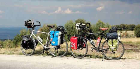 En bici con la mochila acuestas, soluciones para el equipaje | Bici & ciudad | Scoop.it
